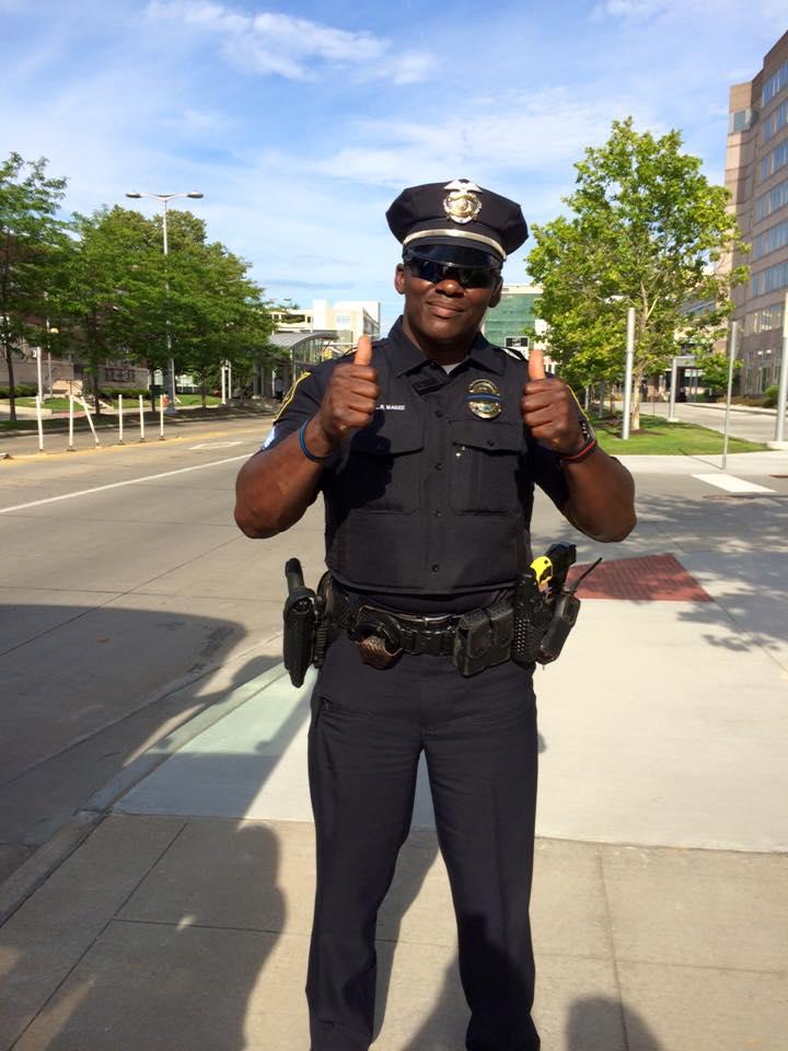Cleveland Law Enforcement