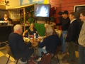 Tom Tye Introduces Rand Paul to Patrons at AJs Cafe