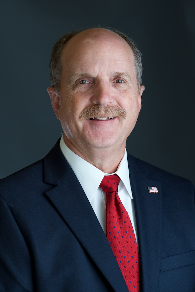 Tom Tye, Chair of the Boyle County Republican Party