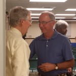 Senator Mitch McConnell in Boyle County, KY
