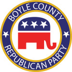 Boyle County Republican Party Logo