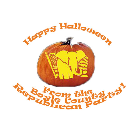 Happy Halloween from the Boyle County Republican Party in Kentucky