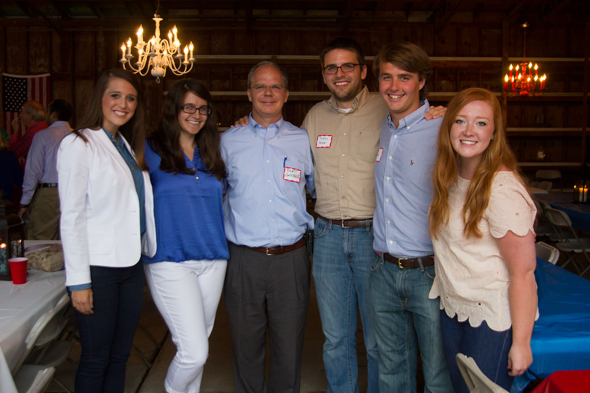 Centre College Republicans with Brett Guthrie