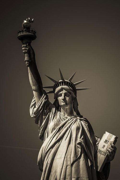 Lady Liberty and the Republican Party