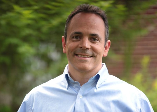 Republican Matt Bevin for Governor