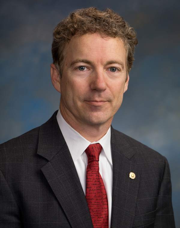 Kentucky Republican Rand Paul
