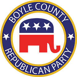 Boyle County Republican Party Newspaper Ad