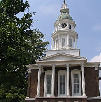 Boyle County Courthouse - Fiscal Court Meetings