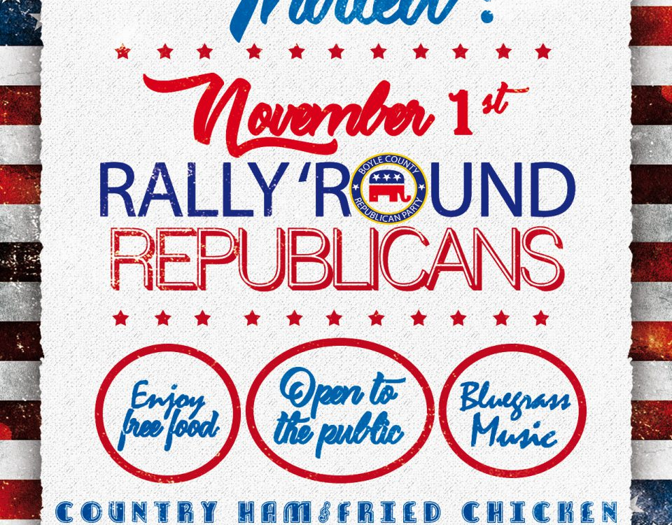 Boyle County Republican Rally
