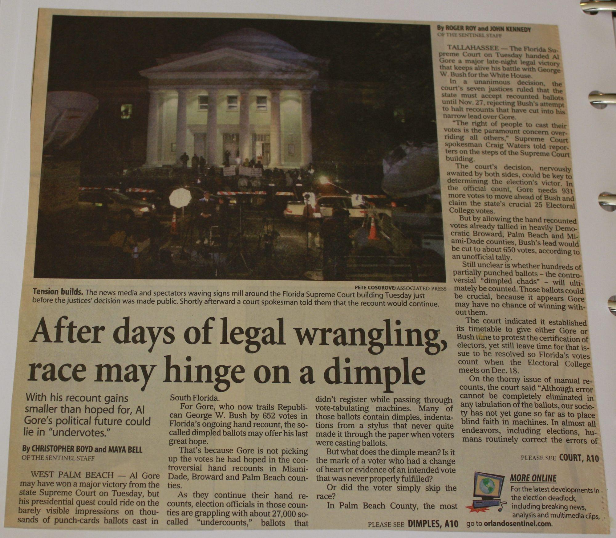 Newspaper, Boyle County, KY