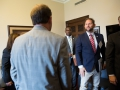 Leaving Andy Barr's Office