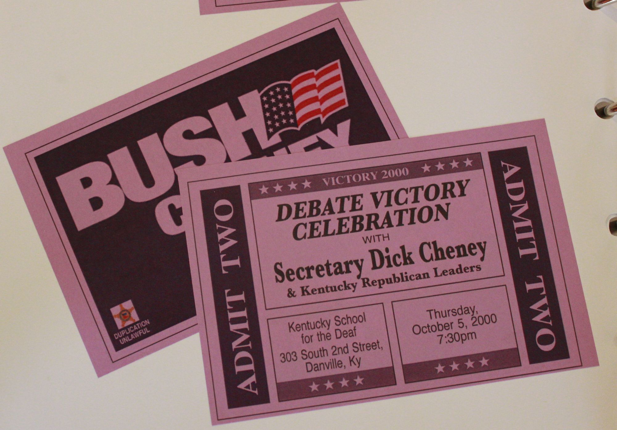 Danville, Kentucky Debate