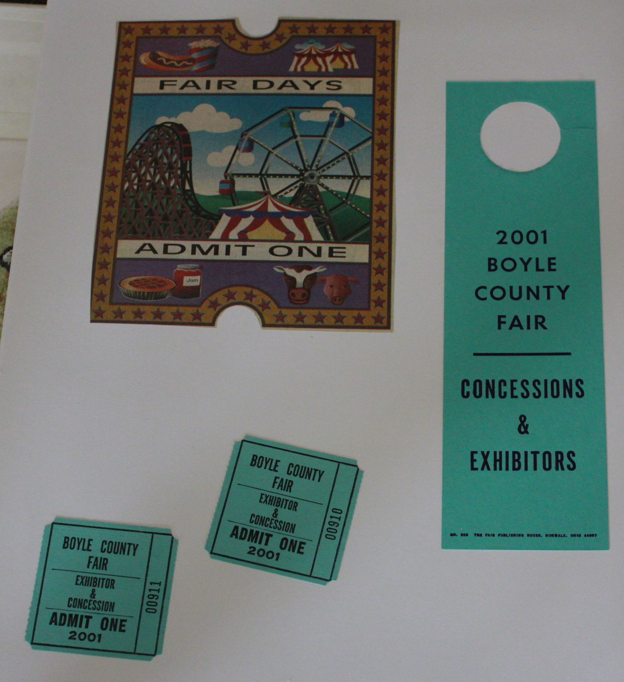 George Bush Boyle fair