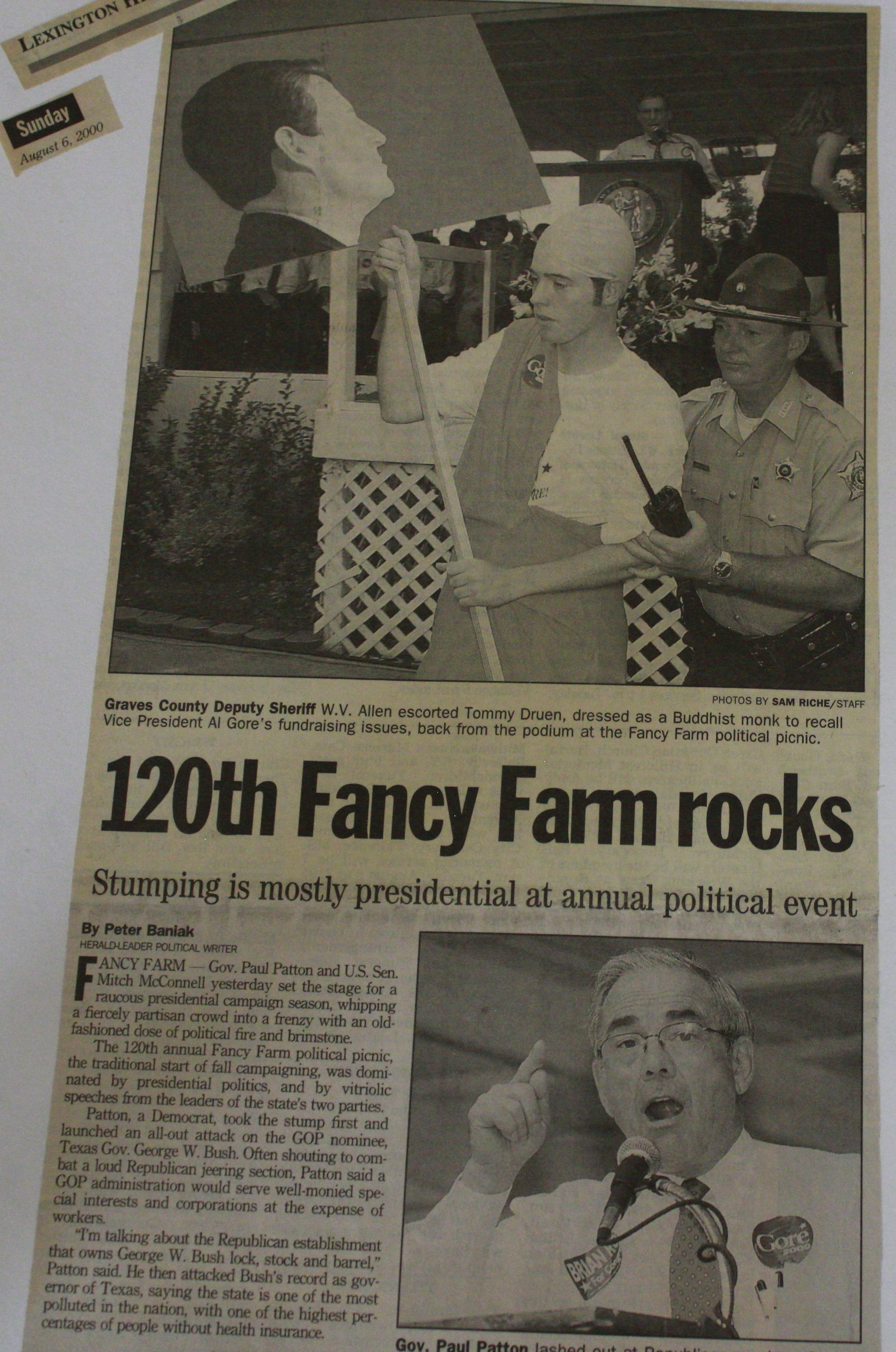 Fancy Farm Rally