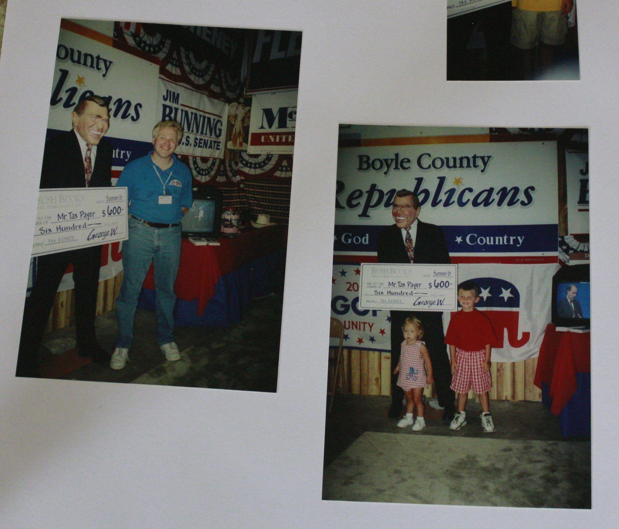 George Bush Danville