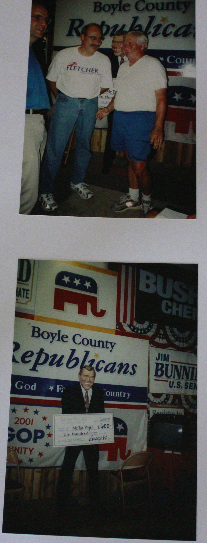 George Bush Danville, KY