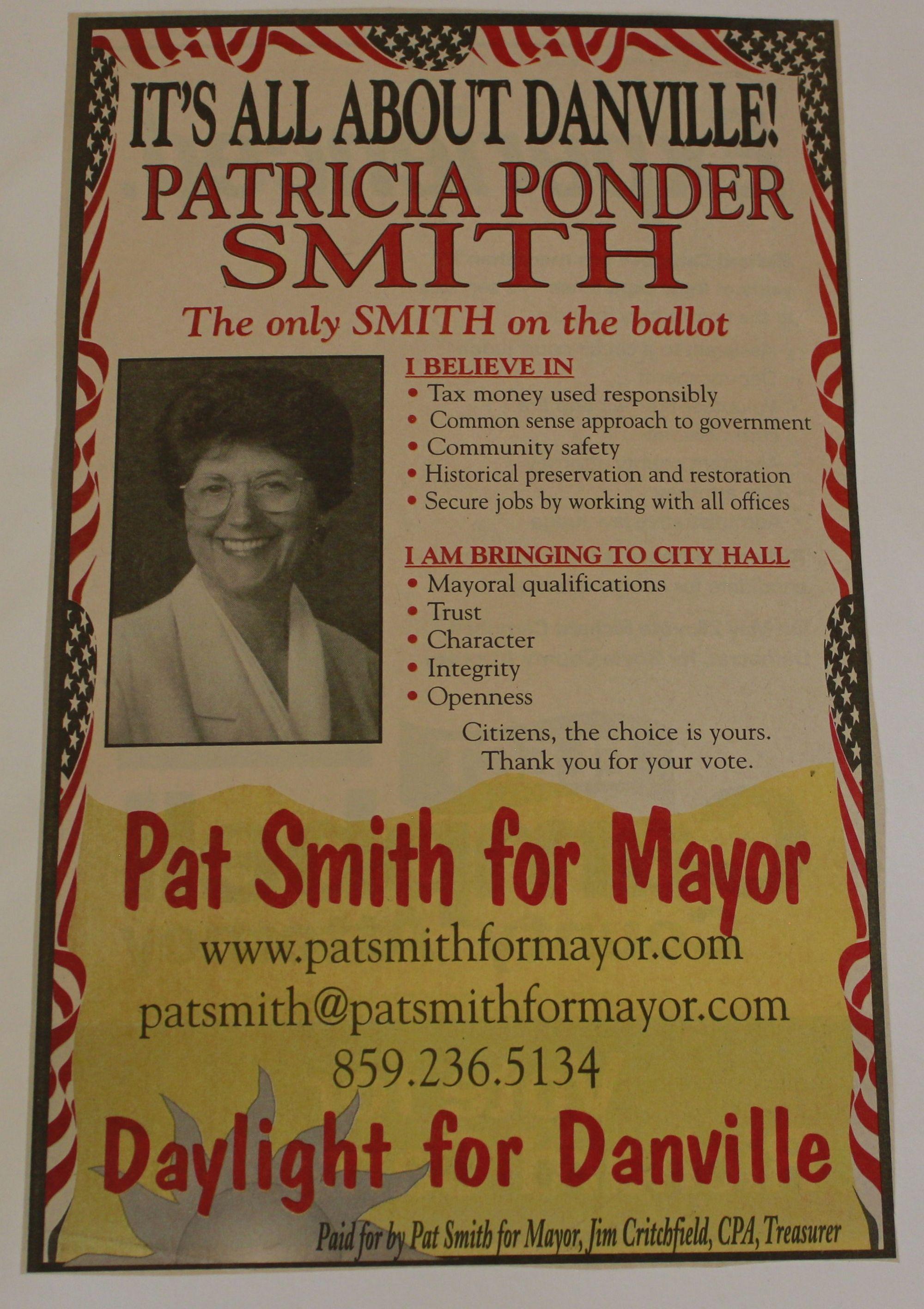 Danville Mayor