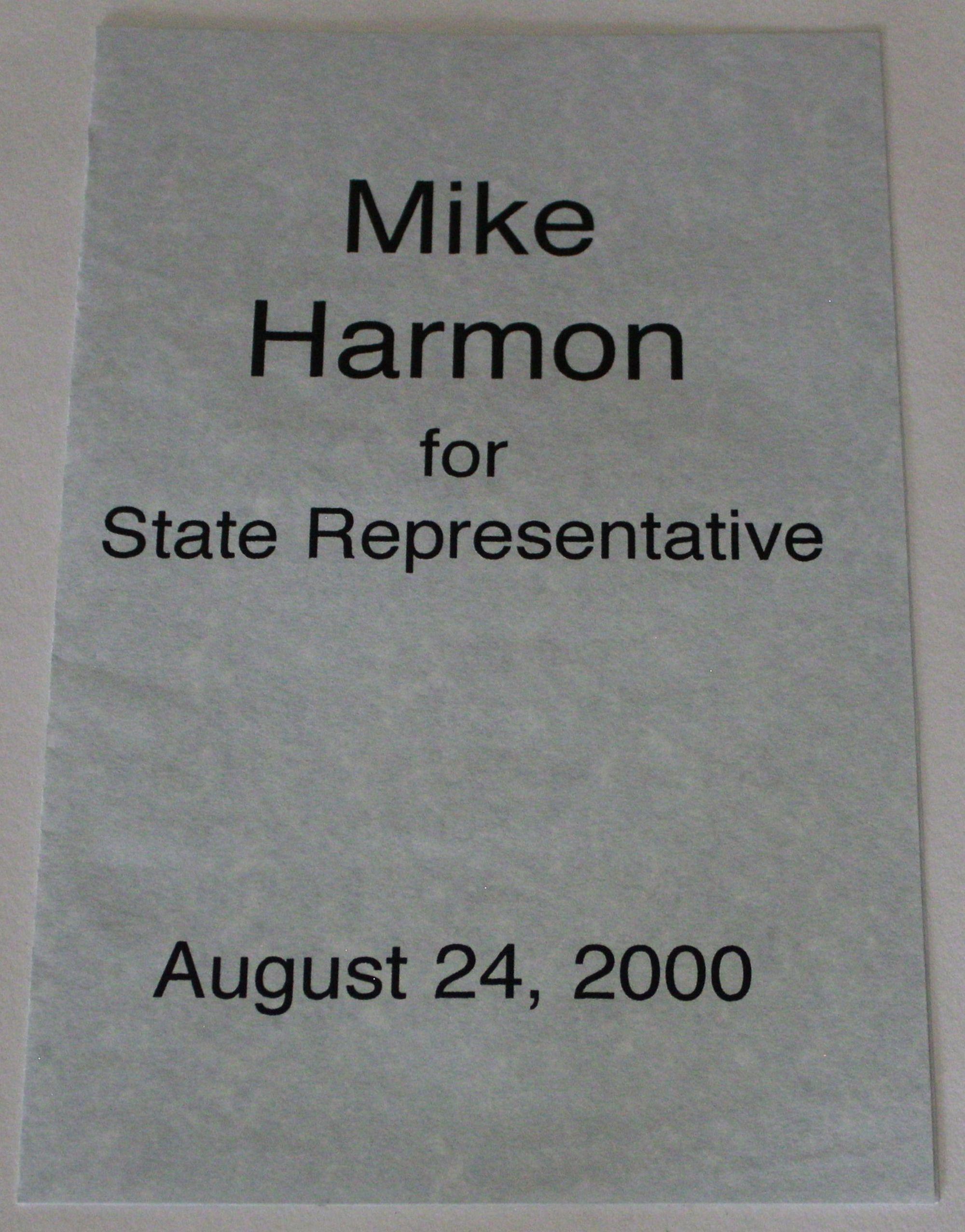 Mike Harmon, Boyle County
