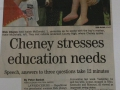 Dick Cheney Kentucky