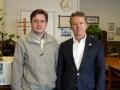 Senator Rand Paul and Daniel Elliott