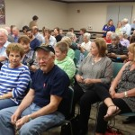 Mitch McConnell met with Citizens in Boyle County, Kentucky