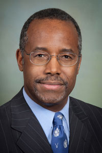 Dr. Ben Carson to Speak in Boyle County Kentucky