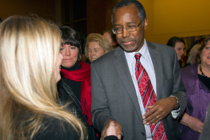 Ben Carson at the Boyle County Republican Party's VIP Reception
