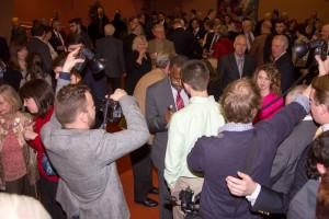 Ben Carson at the Boyle County Republican Party's VIP Reception