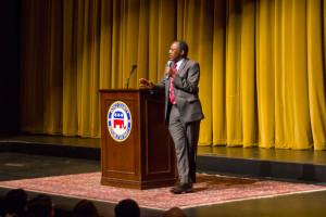 Ben Carson Speech in Danville, Kentucky