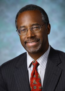 Dr. Ben Carson to Speaks in Boyle County Kentucky