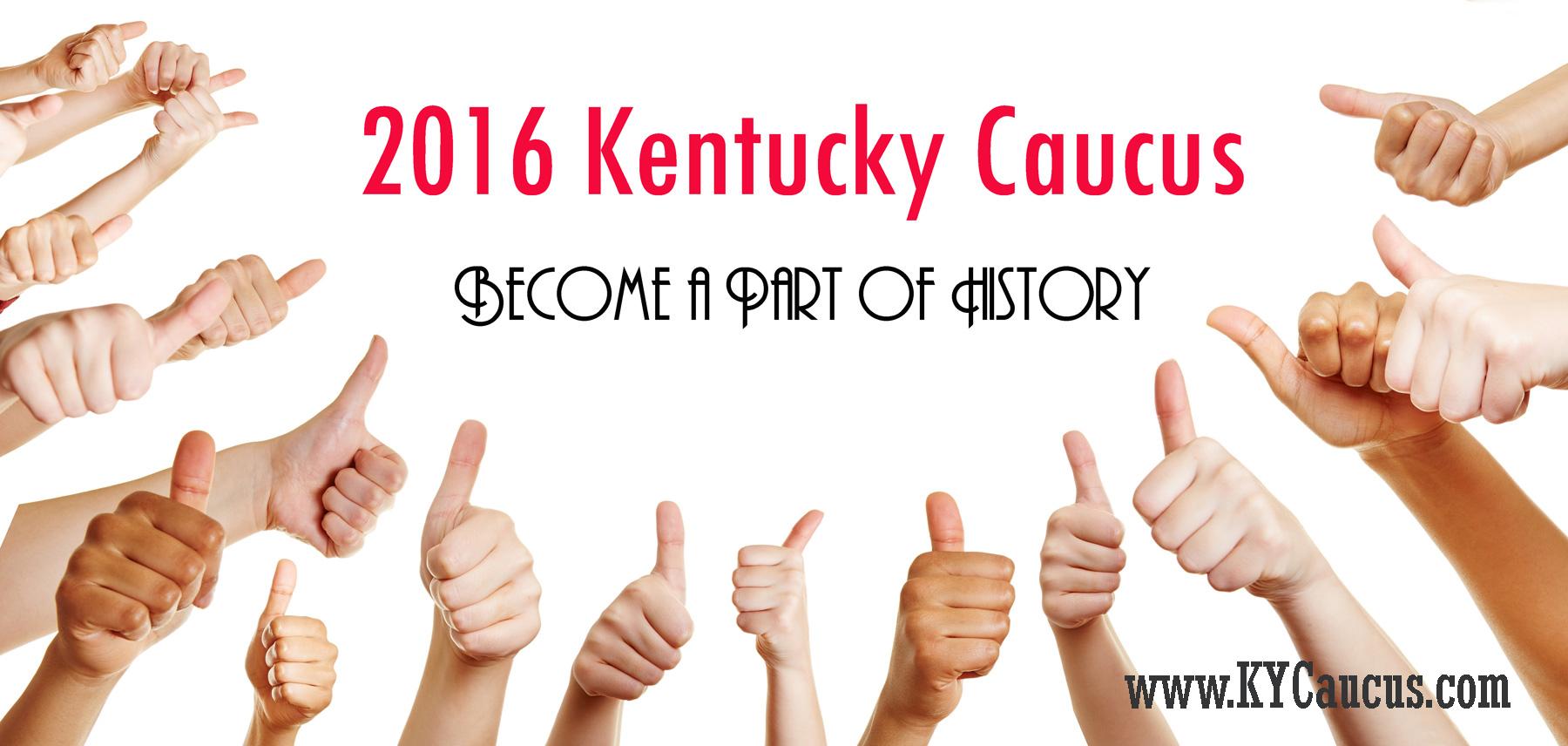 Kentucky Caucus Logo