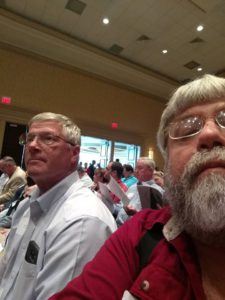 Delegate-Stephen-Knight-Selfie