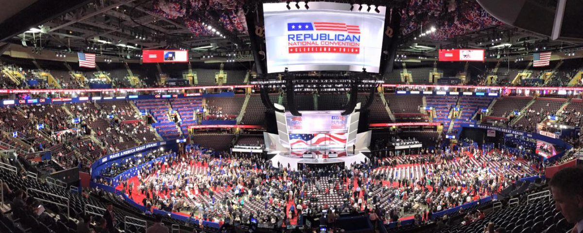 Republican National Convention 2016 - Kentucky Delegation