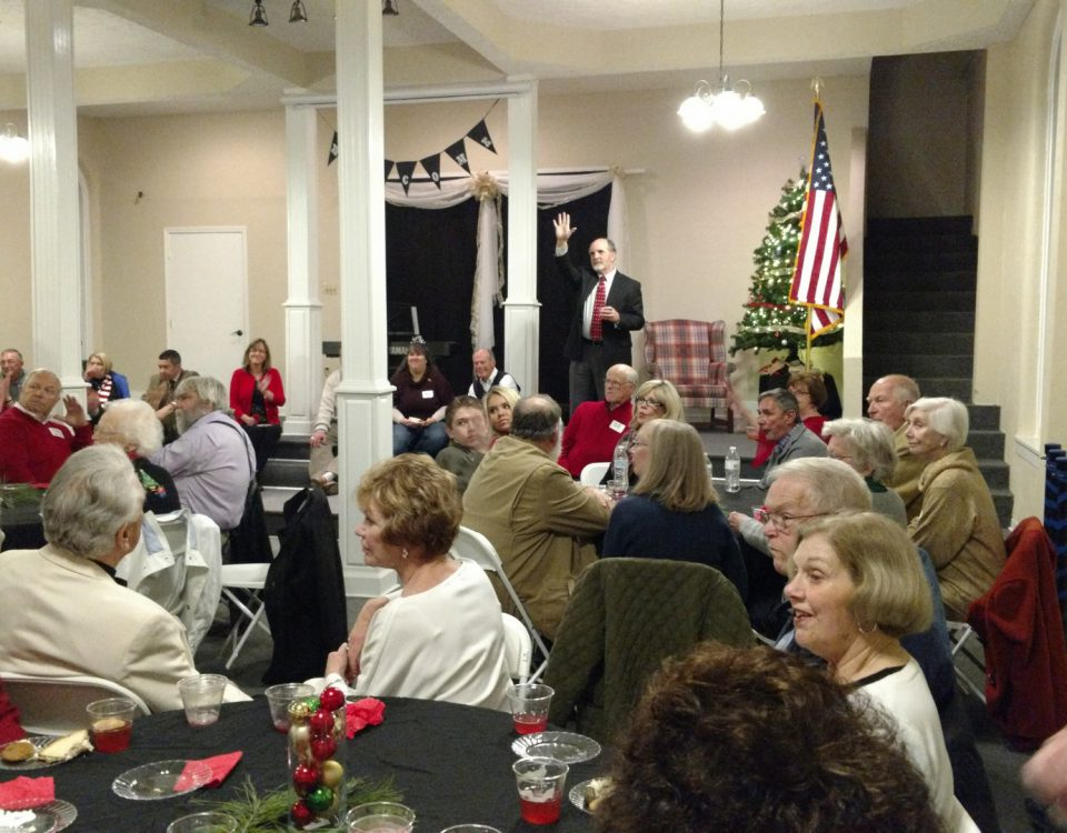 Boyle County GOP Christmas Party 2017