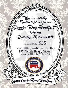 GOP Lincoln Day Breakfast
