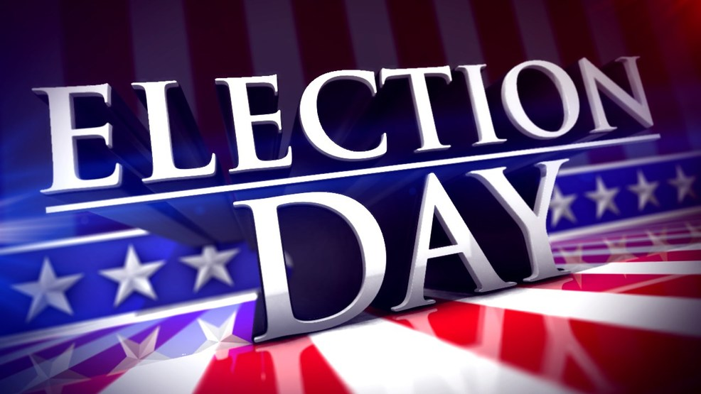 Election Day in Boyle County Kentucky 2018